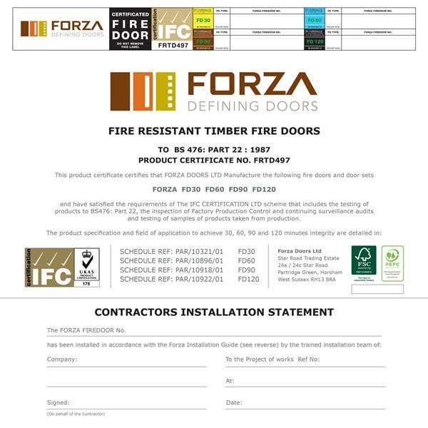 FD_Door_Cert_Web_Version_AW3-1.jpg  sc 1 st  Forza Doors & Forza Doors   Fire Label Certification pezcame.com